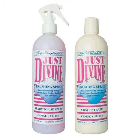 Just Divine Brushing Spray